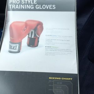 Everlast Other - NWT boxing gloves